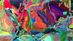 "Ratio 3, San Francisco  A still from ""Escape Spirit VideoSlime,"" by Takeshi Murata."