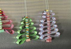 christmas decorating ribbon