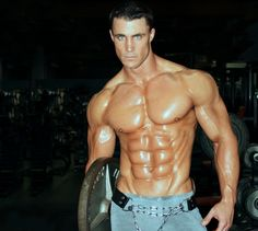 Greg Plitt...'nuff said.