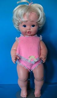 Baby Tender Love...my favorite doll when I was young :)