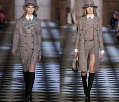 Tommy Hilfiger 2013-2014 Fall Winter Womens Runway Collection