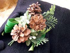 VTG Hallmark Keepsake Christmas corsage by dagutzyone on Etsy, $18.00