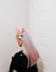 #pink #hairextensions #hair #unusual #original  #hairstyles #haircolors #pastels #hairdo #extensions