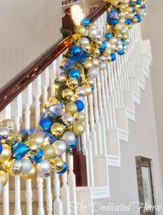 The Dedicated House: All that Glitters - 'Tis the Season Christmas Tour