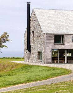 Mortehoe House by Mc
