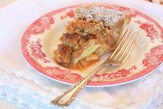 Butter Crunch Apple Pie