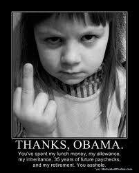 Obama sucks....