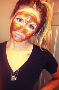 The Best DIY Mask! {Honey & cinnamon,  mix together,  BuhBye acne, redness, rough, drab skin! It seems the longer you leave it on the better the results.
