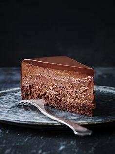 Chocolate Mouuse Cak...