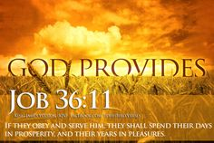 Kjv Bible Scriptures | Related For Bible Verses For Prosperity Job 36:11 HD Wallpaper