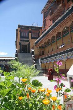 Thiksey Monastery, Leh, Ladakh