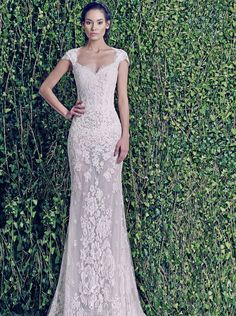 Zuhair Murad Wedding Dresses 2015 Collection. To see more: http://www.modwedding.com/2014/07/04/zuhair-murad-wedding-dresses-2015-collection/ #wedding #weddings #wedding_dress Wedding Dressses, Dress 2015, Zuhair Murad Wedding Dress