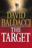 books, target cover, book jackets, david baldacci
