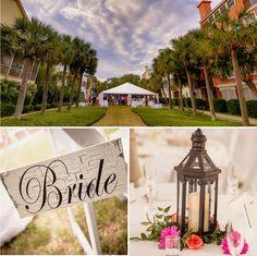 Wild Dunes Resort Weddings// Charleston, SC Beach Weddings