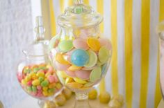 Fairy Floss Pastel Baby Shower by Sugar Coated Mama