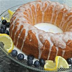 """Quick and Easy Summer Limoncello Cake   """"Limoncello cake is refreshing cake great for a summer picnic or dinner. Quick and easy to make. A scratch cake that will impress your guests. """""""