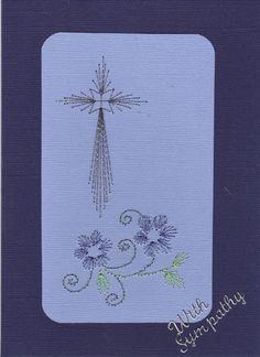 in Sympathy Cross