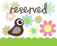 RESERVED Listing for Diana by countrycupboardclay on Etsy, $15.95
