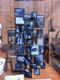Barcelona shop window display