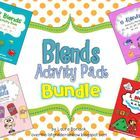 This is a bundled pack of 4 blends units.   The units included in this bundle are L Blends ~Activity Pack, R Blends ~ Activity Pack, S Blends ~ Act...