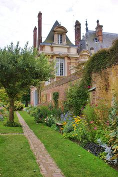 Jardins d'Angelique, Normandie France