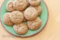 Chewy Ginger Cookies #G2KHoliday