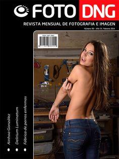 Portada Revista Foto DNG Febrero, Nº 90