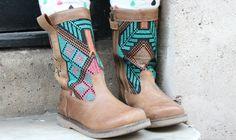 Navajo boots