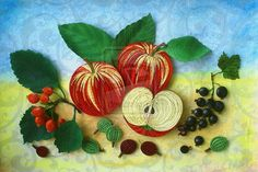honeyed apples by ~Crystal-Owl on deviantART