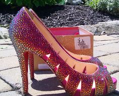 Love these! Cristian Louboutin