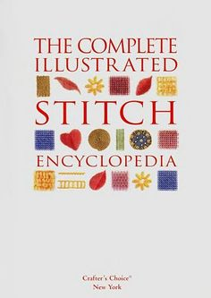 Crochet Stitch Encyclopedia Online : enciclopedia de bordado - Hilquias Oliveira - Picasa Web Album More