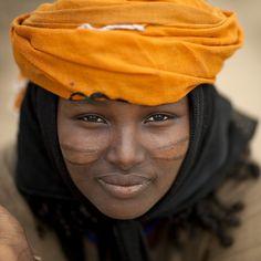 Ethiopia. Karrayyu girl