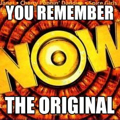 I remember. I actually collected them. What a dork I was. haha. I think they're on like Now 42, seriously.        #nineties #nostalgia #throwback #doug  #1990s #memories #1980s #child #childhood #Nowcd #