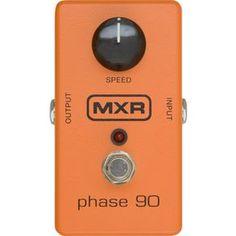 MXR Phase 90 Phaser (with Script Logo Mod)