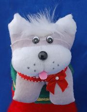 Sock Dog Craft For Kids From www.daniellesplace.com