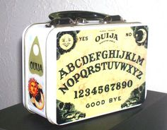 Ouija Lunch Box.