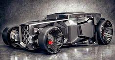 Lamborghini Rat Rod Concept ....