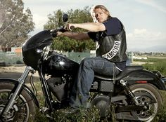 one word. yum. Jax from Sons of Anarchy.