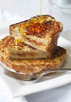Overnight Stuffed French Toast
