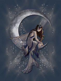 Moon Fairy | Free Ringtones - Featuring: Free, Hump Day, Luke Bryan, Halloween ...