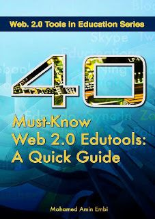 Kleinspiration: The Best E-Book Yet: 40Must-know Web 2.0 Edutools