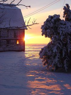 Fargo, North Dakota  I miss north Dakota!  :)