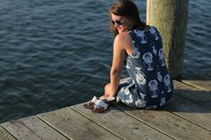 Love Lilly Lobster Dress | Covering the Bases