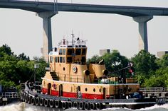 Tug Boats!!