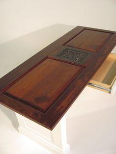 Handmade Recycled Desk by Eternal Furniture & Design | CustomMade.com