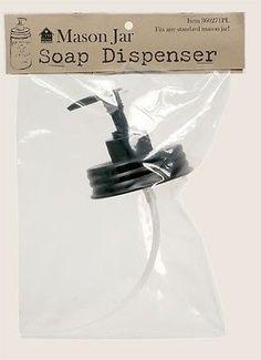 Soap Pump Packaging Idea
