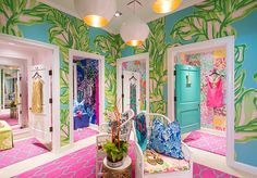 Lilly Pulitzer Store at The Summit in Birmingham