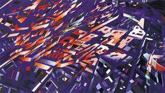 Zaha Hadid, Painting, 1983