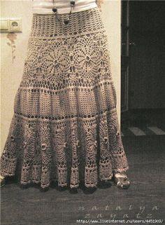 CROCHE DA ANJINHA: Saias em croche croch da, pattern, dress, em croch, crochet skirts, crochet maxi, saia em, long crochet, maxi skirts