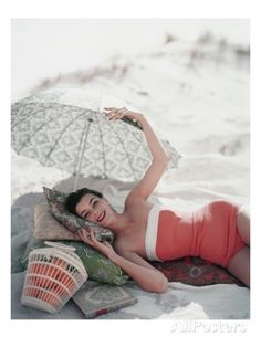 Vogue - July 1954 Pr